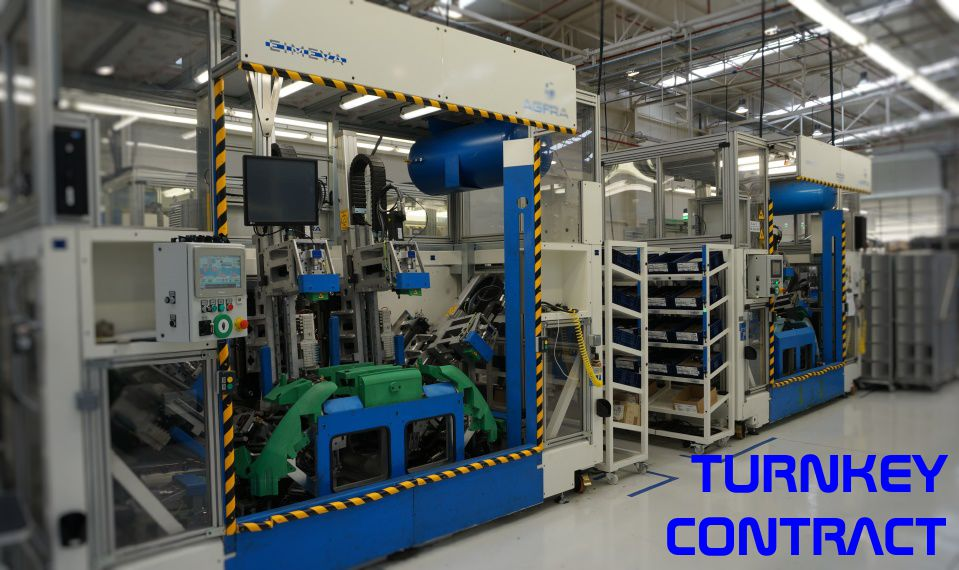 1 ULTRASONIC PROJECTS TURNKEY CONTRACT