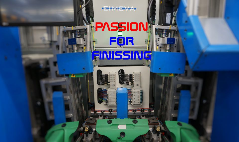13 PASSION FOR FINISHING