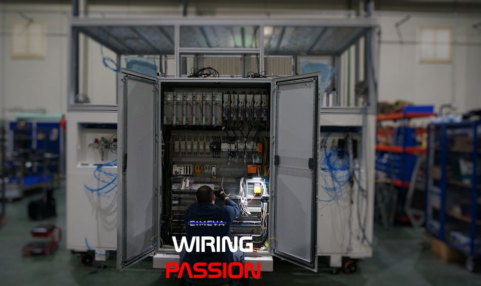 15 WIRING PASSION