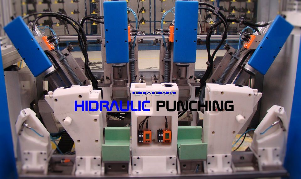 4 HYDRAULIC PUNCHING